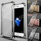 Shockproof Clear Transparent Ultra Thin Slim TPU Case Cover For iPhone 7 7 Plus