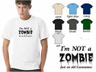 Im not a Zombie Just an old caravanner - Caravan Funny T shirt