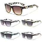 80's Fashion Retro Glasses Women Animal Multi-Color Leopard
