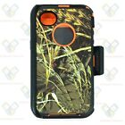 For Apple IPhone 4/4s Case Cover w/ Screen (Belt Clip Fits Otterbox Defender)