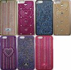 Swarovski iPhone 6/6s Hard Incase Crystal Design **NEW***