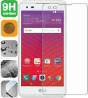 Clear or Anti-Glare Screen Protector Film or Tempered Glass LG Tribute HD LS676