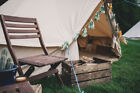 100% Cotton Canvas 3 Metre ZIG Bell Tent By Bell Tent Boutique.