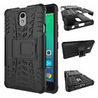 Heavy Duty Armor Hybrid ShockProof Silicon Hard Phone Case Cover For Lenovo P1M