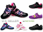 Girl's Athletic Sneakers Kids Casual Shoes Walking Running Lace Up Toddler