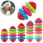 Pet Supply Rubber Pet Dog Puppy Cat Dental Teething Healthy Teeth Gums Chew Toy