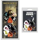 Perri's David Bowie Pick / Plectrum Pack - Choice of 6 Designs or 12 Designs