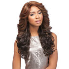 Sensationnel Synthetic Hair Empress Natural Curved Part Lace Front Wig - JASI