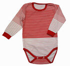 baby body vest boy girl clothes bodysuits long sleeves 0-3-6-9-12-18-24 months