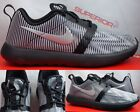 New Nike Roshe One PS Premium Flight Weight Boys Running Shoes Metallic Silver