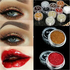 4pcs/set Color Mixed Eye Shadow Makeup Powder Pigment Mineral Eyeshadow fo