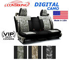 Coverking Digital Camo Custom Seat Covers Fiat 500