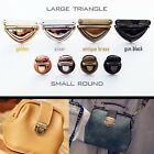 Внешний вид - Leather Bag Case Handbag Purse Tuck Lock Closure Catch Clasp Buckle DIY Repair
