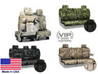 Coverking Multicam Tactical Custom Seat Covers Fiat 500