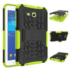Samsung Galaxy Tab E Lite 7.0 SM-T113 Rugged Stand Rubber Shockproof  Case Cover