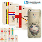 EURO 2016 Football Pattern National Flag Soft/Hard Case Cover For iPhone 6S 5 SE