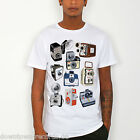 Dedicated Retro Cameras T-Shirt  100 % Organic Cotton und 100 % Fairtrade