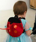 Baby Toddler Bat Walking Rein Backpack Walker Harness Safety Strap Kids Bag
