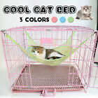 3 Color Breathable Mesh Hammock Hanging Bed  Animal Cat Pet Cage Ferret Basket