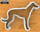 Greyhound Dog Cookie Cutter, Selectable sizes
