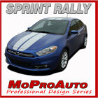 2013-2016 Dodge Dart SPRINT RALLY Decals Graphic Racing 3M Pro Stripes PDS1940 $222.43 CAD on eBay