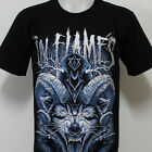 IN FLAMES T-Shirt 100% Cotton New Size S M L XL 2XL 3XL