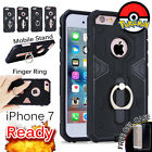 iPhone 7 Plus / 7 case, 2017 New Arrival Technology Ring Holder Cover For Apple