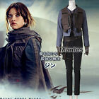 New Arrival Rogue One: A Star Wars Story Jyn Erso Sergeant Costume Cosplay $175.17 CAD