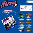 ULTIMATE SEABASS LURE NARAGE 65 By BLUEBLUE TOKYO