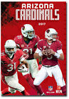 "NFL Arizona Cardinals 2017 Fridge Magnet Size 2.5""x 3.5"""