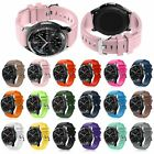 Replacement Wrist Change Strap Soft Silicone Watchband Samsung Gear S3 Frontier