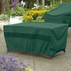 Weather Wrap Wicker Coffee Table Cover