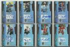2006-07 UD Upper Deck The Cup : Stanley Cup Signatures Autograph Card #ed. / 25