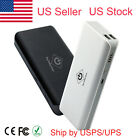 10000mAh Dual USB Portable External Battery Charger Power Bank  For Cell Phone
