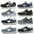 New Balance ML574 Mens Womens Suede Trainers Classic Running Shoes