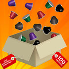100 X Nespresso Compatible Coffee Pods capsules CHOOSE YOUR FAVORITE BLEND