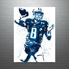 Marcus Mariota Tennessee Titans Poster FREE US SHIPPING $14.99 USD on eBay