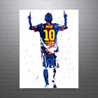 Lionel+Messi+FC+Barcelona+Goal+Futbol+Soccer+Jersey+Poster+FREE+US+SHIPPING