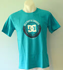 DC Shoes Boys Printed T Shirt - BLUE - SIZES - 10, 12,  14 & 16 YEARS - NEW