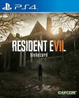 New Sony PS4 Games Resident Evil 7 biohazard 7 HK version Chinese/English