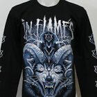 IN FLAMES Long Sleeve T-Shirt New Size S M L XL 2XL 3XL