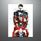 Civil+War+Captain+America+The+Avengers+Poster+FREE+US+SHIPPING