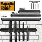 WALL MOUNTED KITCHEN MAGNETIC KNIFE HOLDER STORAGE RACKS TOOL 55CM/38CM/33/20CM
