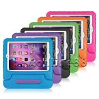 Favolcano Kids Proof Safe Eva Shockproof Handle Case Cover For Ipad Mini 1/2/3