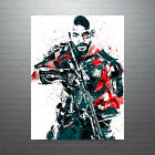 Suicide+Squad+Deadshot+Poster+FREE+US+SHIPPING