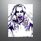 Suicide+Squad+Joker+Jared+Leto+Poster+FREE+US+SHIPPING