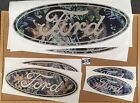 durable vinyl FORD CAMO auto decals  STICKERS - 3 SIZES - perfect for ANYWHERE!