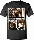 Tupac T Shirts HIP HOP Tee GRAPHIC Rapper Bruce Lee Weed Snoop Dogg smoke dope