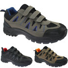 MEN'S HIKING BOOTS WALKING ANKLE OUTDOOR TRAIL TRAINERS TREKKING SHOES UK SIZES.