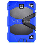 Hard Hybrid Armor Rugged Cover Case for Samsung Galaxy Tab A 8.0 SM-T350